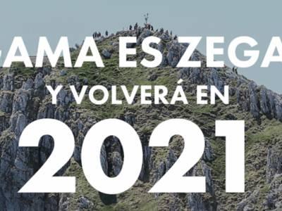 The 2020 edition of the Zegama-Aizkorri is suspended!